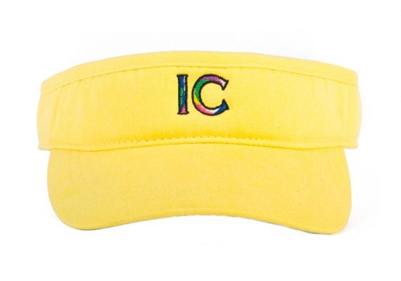 Illegal Civilization: IC Logo Visor