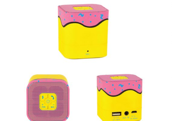 OFWGKTA: Odd Future Microbox Speaker (OF Donut Custom Model)