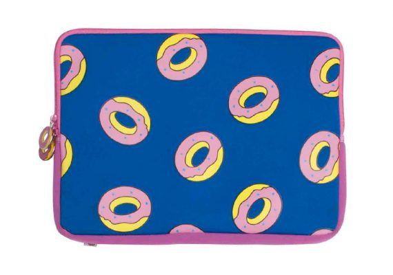 OFWGKTA: All Over Donut Pattern iPad & Laptop Case