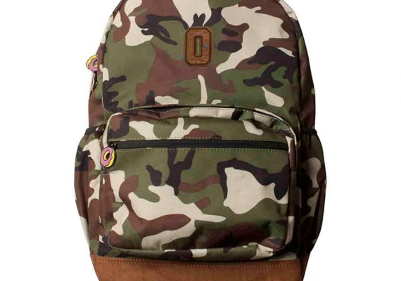 OFWGKTA: Camouflage Backpack
