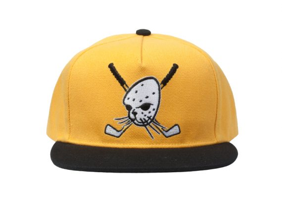OFWGKTA: Left Brain Hockey Logo Snapback