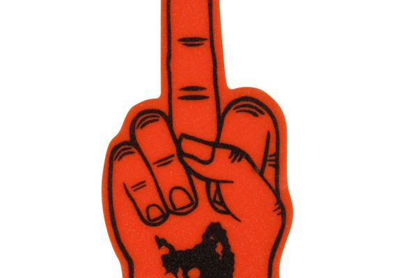OFWGKTA: Odd Future Foam Finger