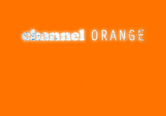 Frank Ocean 'Channel Orange' Album Cover
