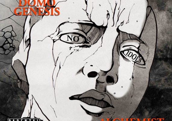 Domo Genesis x Alchemist 'No Idols' Single Cover