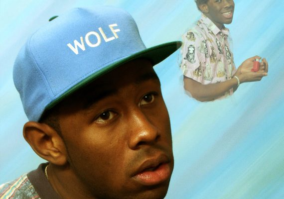 Tyler, The Creator WOLF Album Cover (1 of 3)