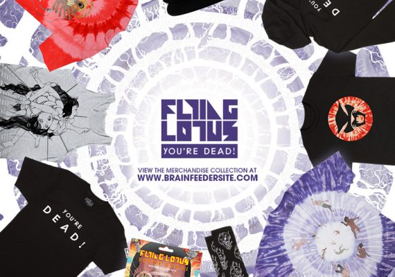 Flying Lotus Flyer: Merch Collection