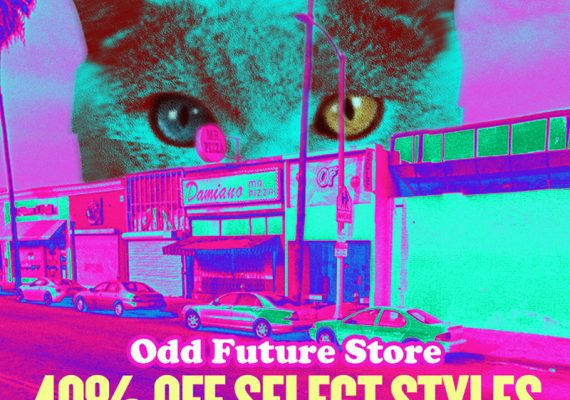 OFWGKTA Flyer: Retail Store Sale