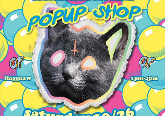 OFWGKTA PopUp Shop Flyer: Carnival PopUp at The Attic