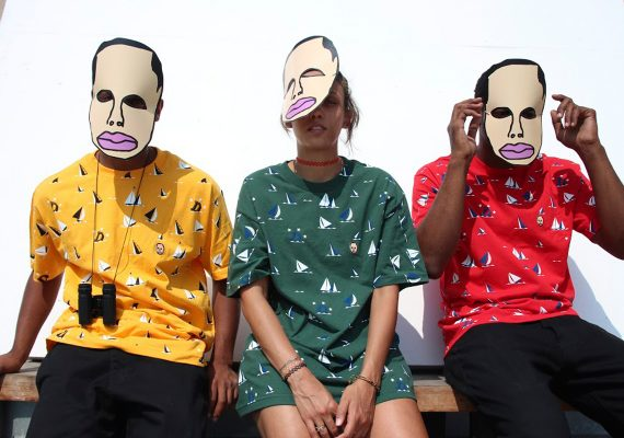 OFWGKTA Lifestyle Photo (Earl Sweatshirt 's Doris Album Merch)