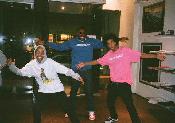 OFWGKTA Lifestyle Photo (Loiter Squad)
