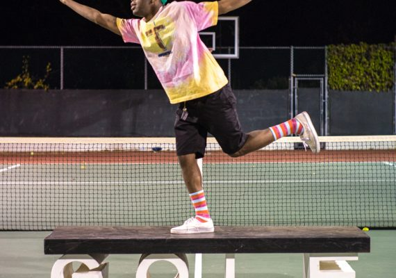 Golfwang Lifestyle Photo (Photo by Joshua Zucker)