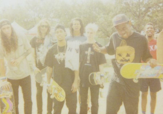 OFWGKTA Lifestyle Photo (Trash Talk & amp; Odd Future)