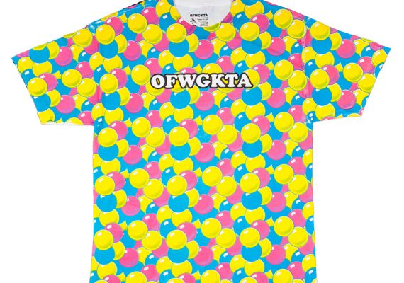 OFWGKTA Carnival: Exclusive T-Shirt