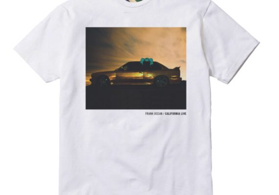 Frank Ocean California Live (You're Not Dead) Tee