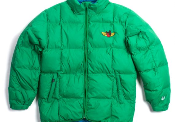 Golfwang: GOLF Puffy Jacket