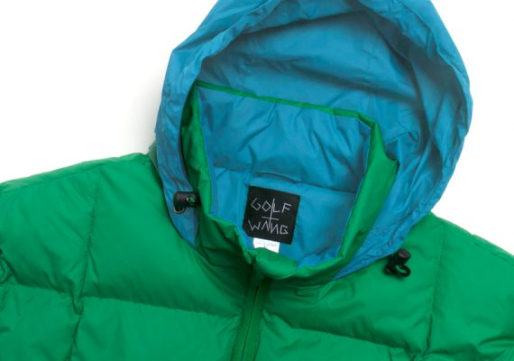 Golfwang: GOLF Puffy Jacket (Detail)