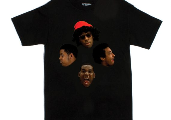 Loiter Squad: Faces T-Shirt (Adult Swim)