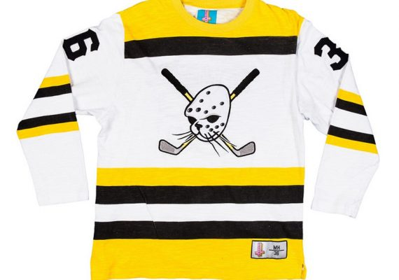 OFWGKTA: Left Brain Hockey Jersey Shirt