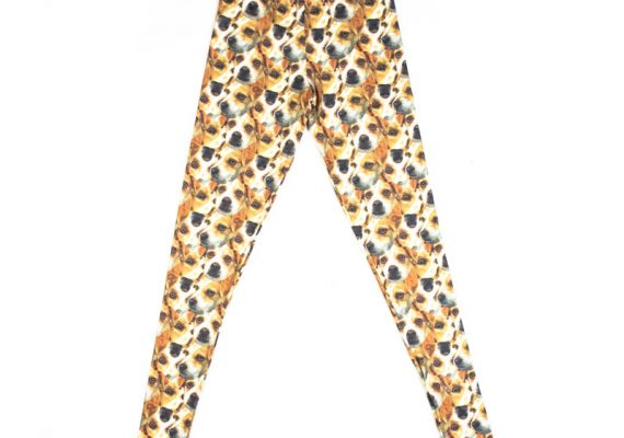 OFWGKTA: All Over Print Women's Leggings