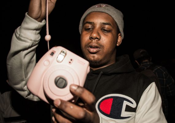 Illegal Civilization IC2 Movie Premiere: Jasper Dolphin