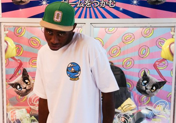 Odd Future Japan Pop Up Shop (Opening Ceremony) – Customized Golfwang Vending Machine