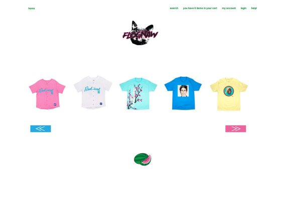 Golfwang Website: Product Overview