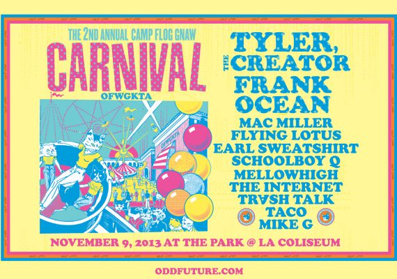 Camp Flog Gnaw Website: 2013 Carnival Ticket Page